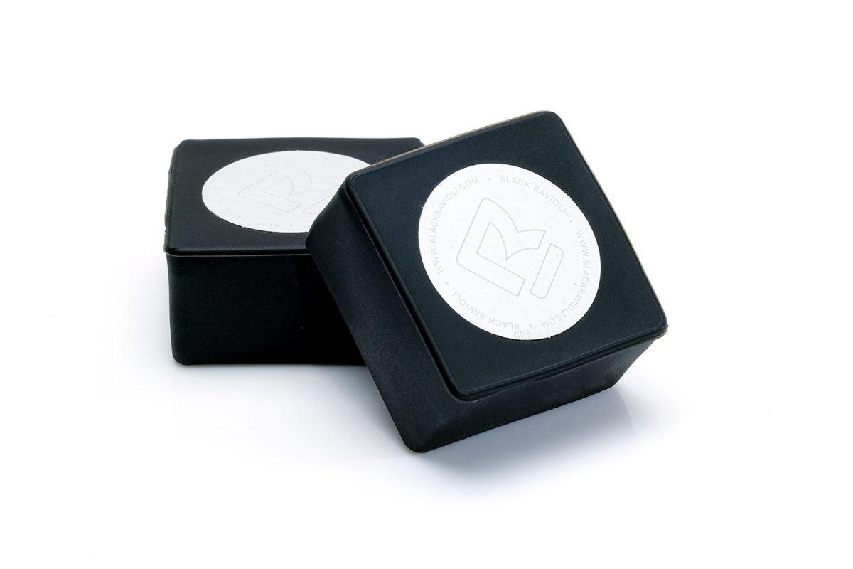 Black Ravioli big pads