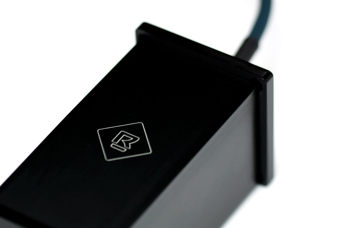 Black Ravioli single module